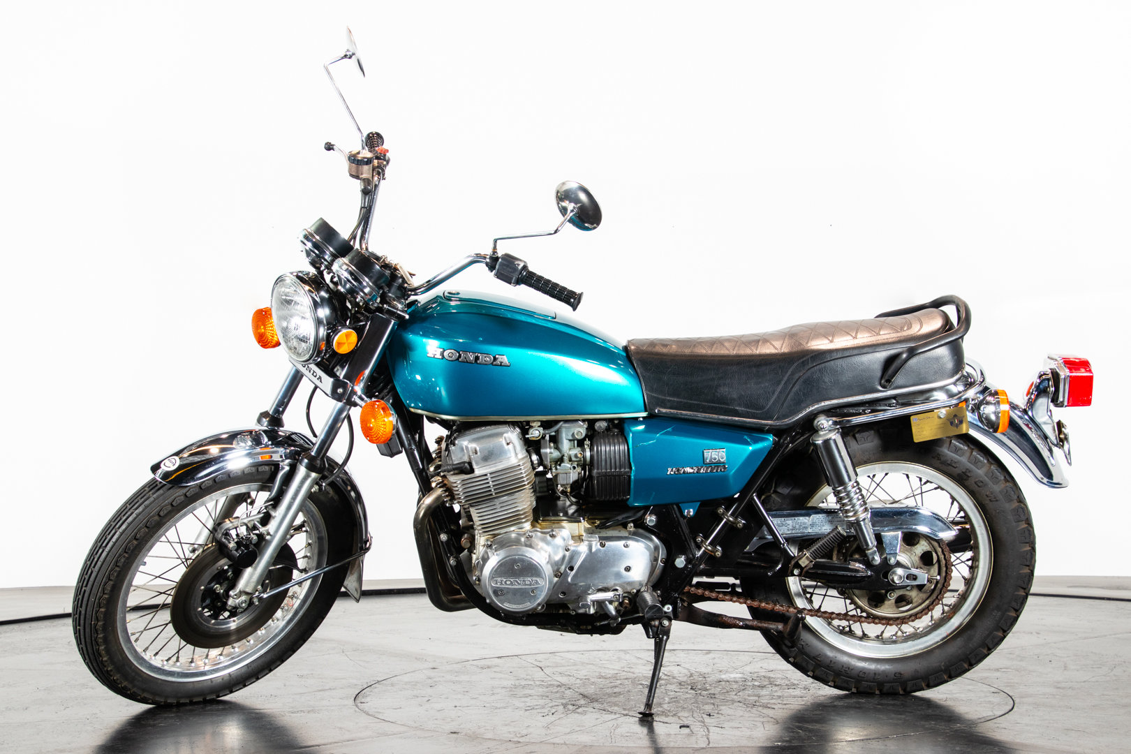 HONDA - 750 HONDAMATIC - 1976 For Sale (picture 1 of 6)