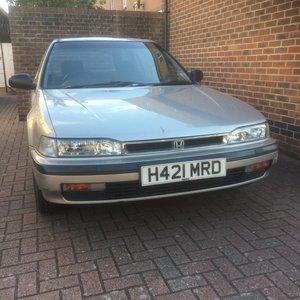 1991 Retro Honda 2.2.i Estate 83k for Restoration.