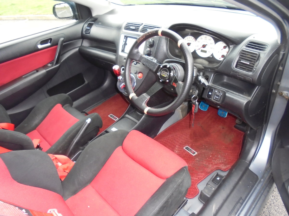 2005 Honda civic type r ep3 premier stunning car For Sale (picture 3 of 6)