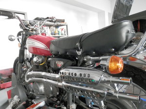 Picture of 1973 Honda CL 350 Scrambler original only 10.300 miles