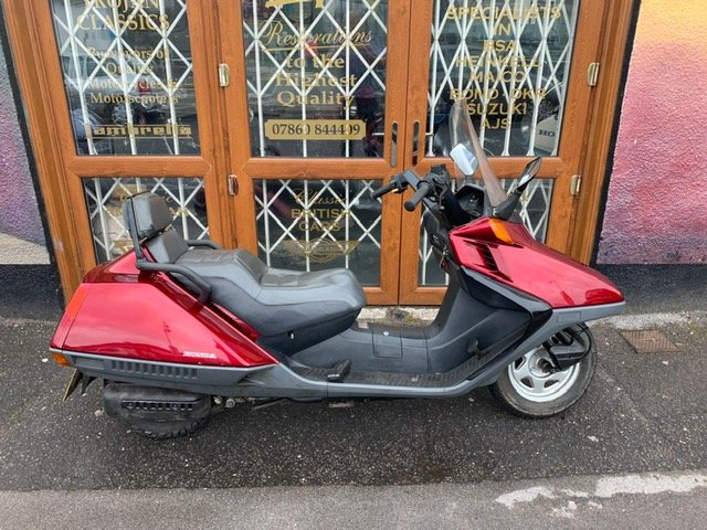 1990 WELCOME AT ANY SCOOTER RALLY For Sale (picture 1 of 6)