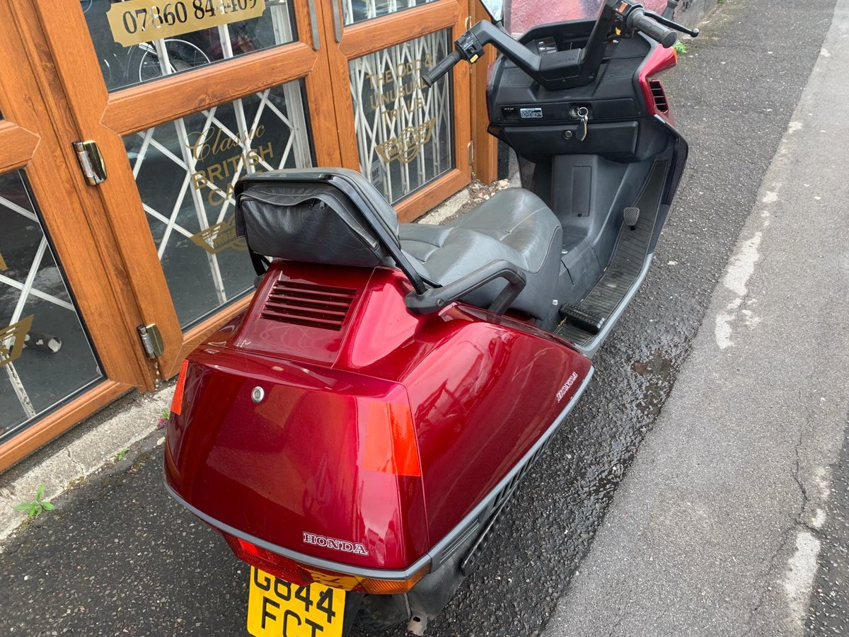 1990 WELCOME AT ANY SCOOTER RALLY For Sale (picture 2 of 6)