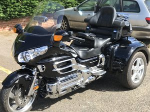 2008 Honda Goldwing GL1800 trike