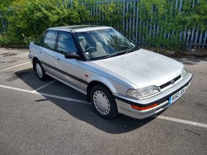 1992 Honda Concerto EXI Auto for auction 16th -17th July.