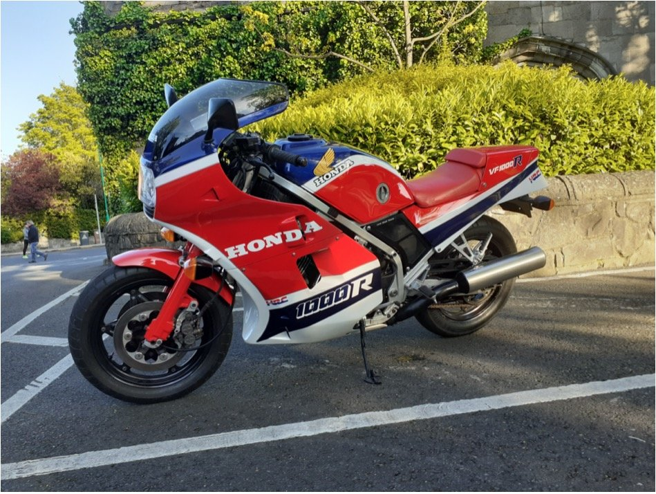 1985 Honda VF1000R HRC For Sale (picture 1 of 5)