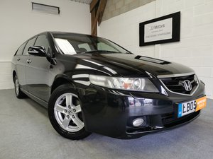 2005 Honda Accord 2.0 Auto Vtec Executive *MOT'd 02/07/21*