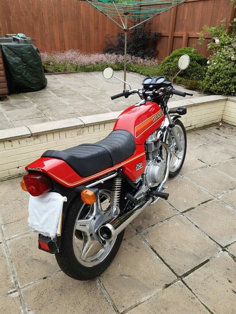 1982 Honda Superdream 12 months mot SOLD (picture 2 of 6)
