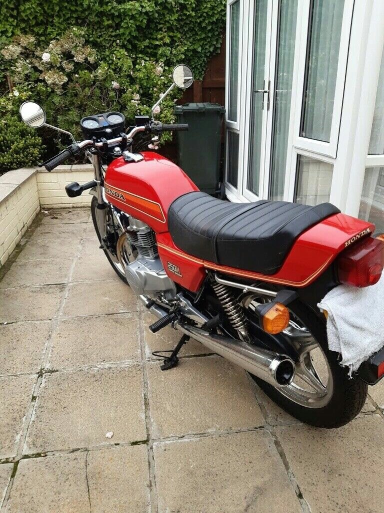 1982 Honda Superdream 12 months mot SOLD (picture 3 of 6)