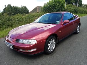Honda Prelude 2.2 VTEC. FSH Family owned since new