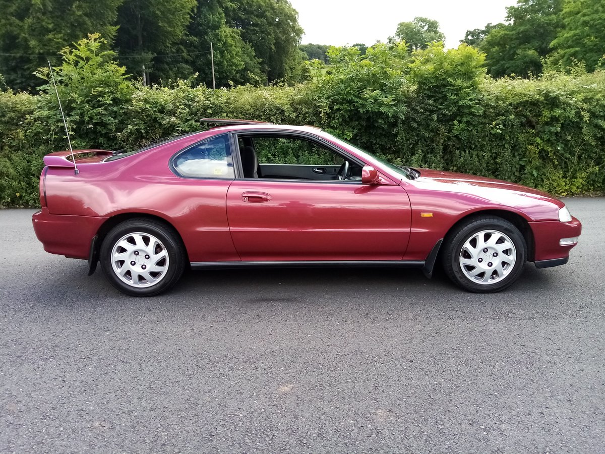 1995 Honda Prelude 2.2 VTEC. FSH Family owned since new SOLD (picture 3 of 6)