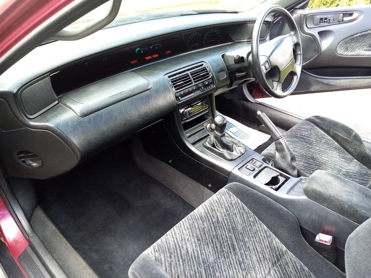 1995 Honda Prelude 2.2 VTEC. FSH Family owned since new SOLD (picture 6 of 6)
