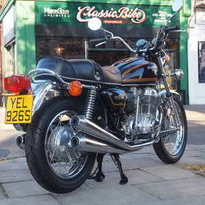 Honda CB750 K8 5703 Miles, RESERVED FOR LOUIS & ANTOINETTE.
