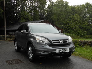 2010 CR-V EX 2.2 i-DTEC 1 Former + FSH + FACELIFT + TOP SPEC SOLD
