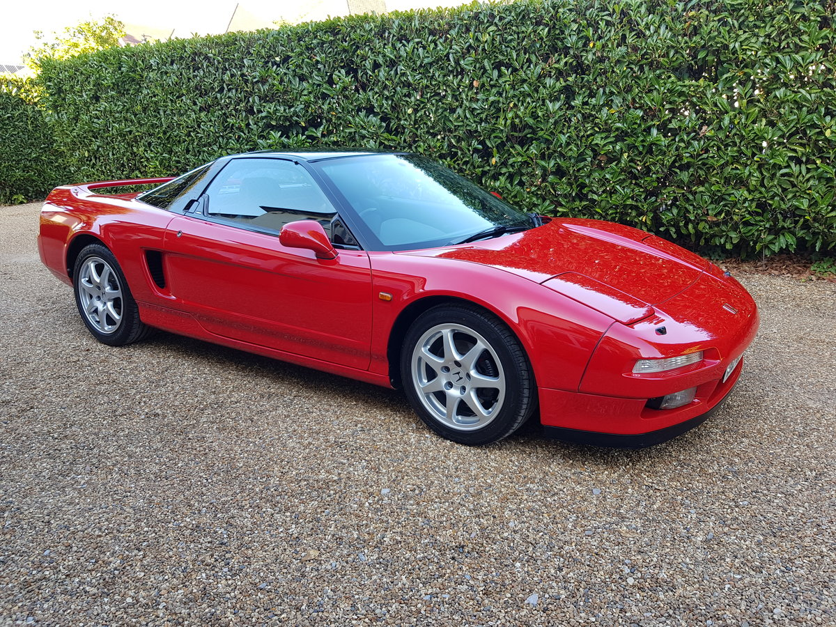 1991 Honda NSX 5 speed Manual new clutch and exhaust For Sale (picture 5 of 6)