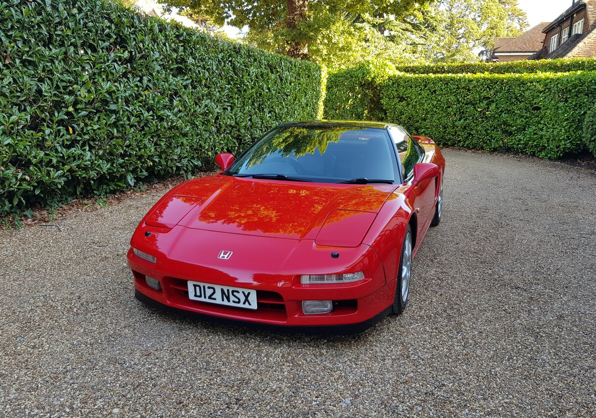 1991 Honda NSX 5 speed Manual new clutch and exhaust For Sale (picture 6 of 6)