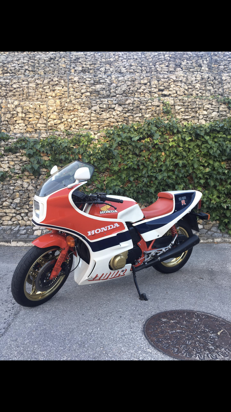 1982 Honda CB 1100 R For Sale (picture 2 of 5)