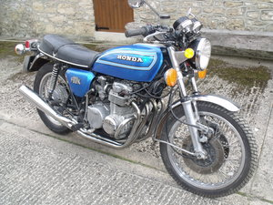 Picture of 1980 Honda CB550 K2 restoration project Leeds