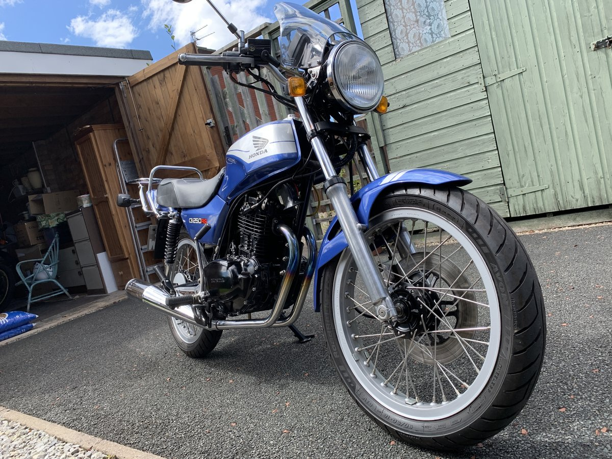 1980 Gorgeous Honda 250RS Superb For Sale (picture 1 of 6)