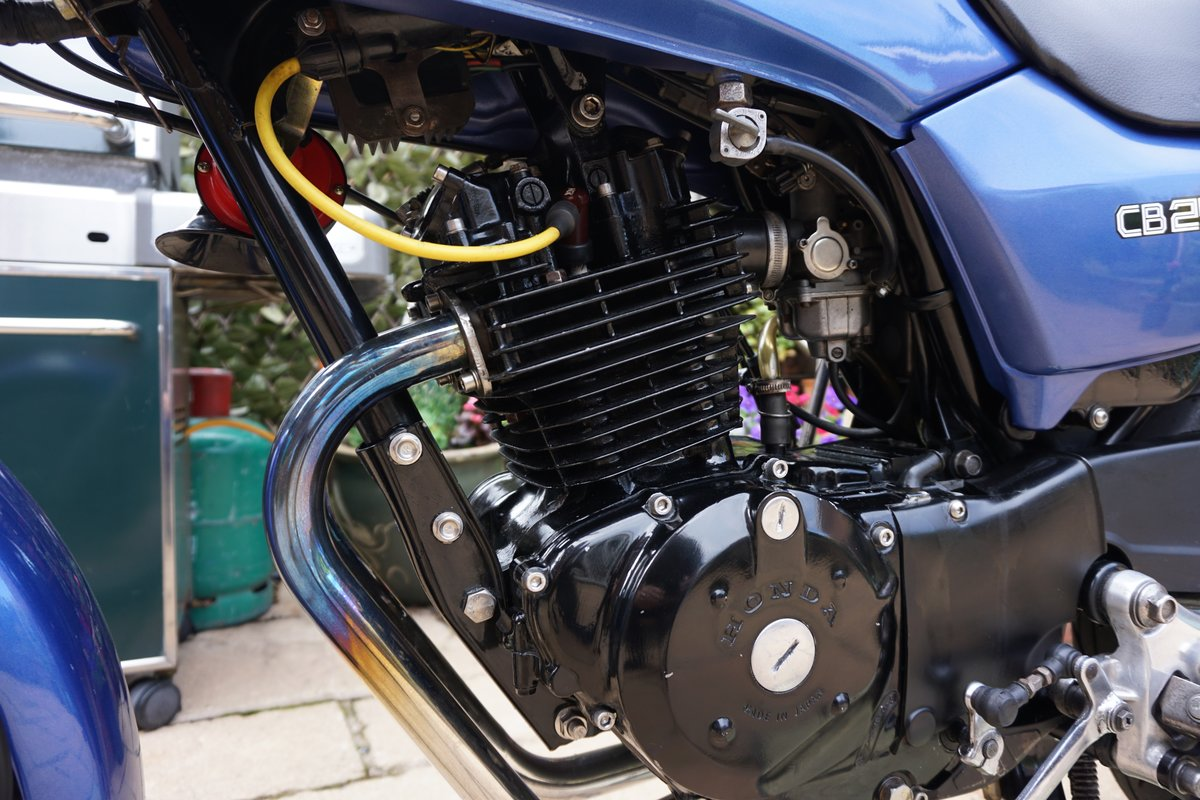 1980 Gorgeous Honda 250RS Superb For Sale (picture 5 of 6)
