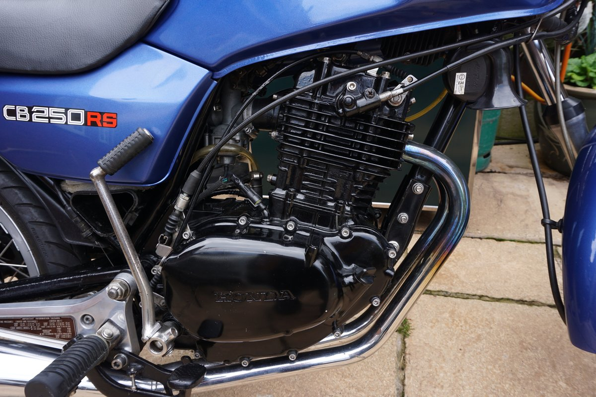 1980 Gorgeous Honda 250RS Superb For Sale (picture 6 of 6)