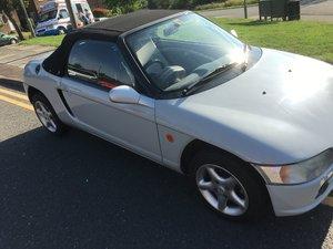 1993 Honda beat version z kei car