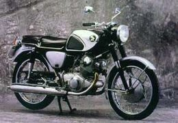 1963 Honda CB72 For Sale (picture 1 of 6)
