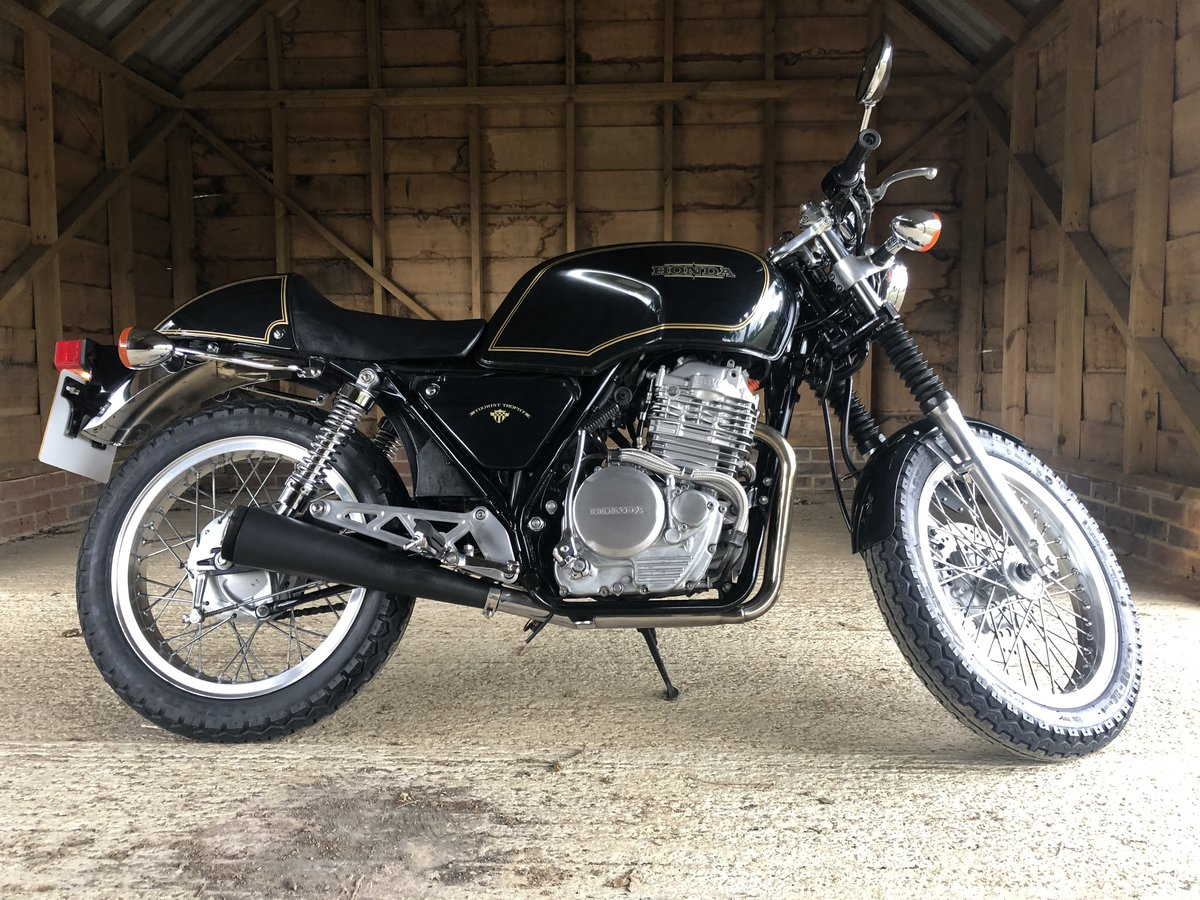 HONDA GB500TT Tourist Trophy 1990 For Sale (picture 1 of 6)