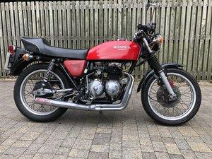Honda CB400 F Classic bike