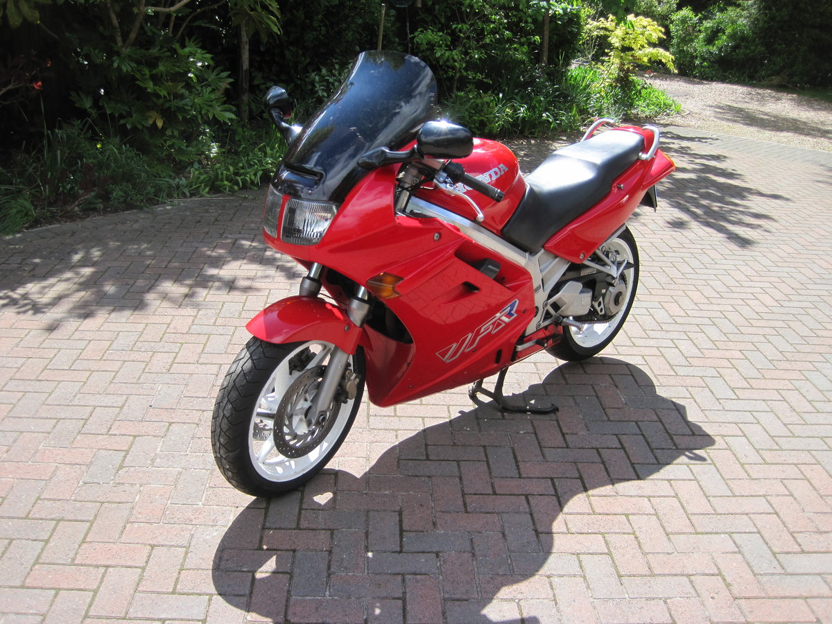 1990 Honda vfr 750f-l For Sale (picture 3 of 6)
