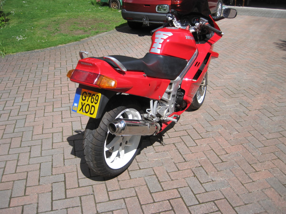 1990 Honda vfr 750f-l For Sale (picture 4 of 6)