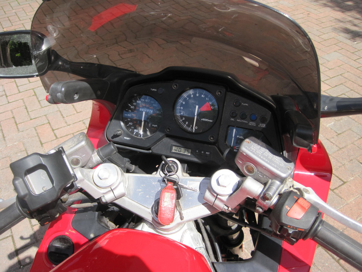 1990 Honda vfr 750f-l For Sale (picture 5 of 6)