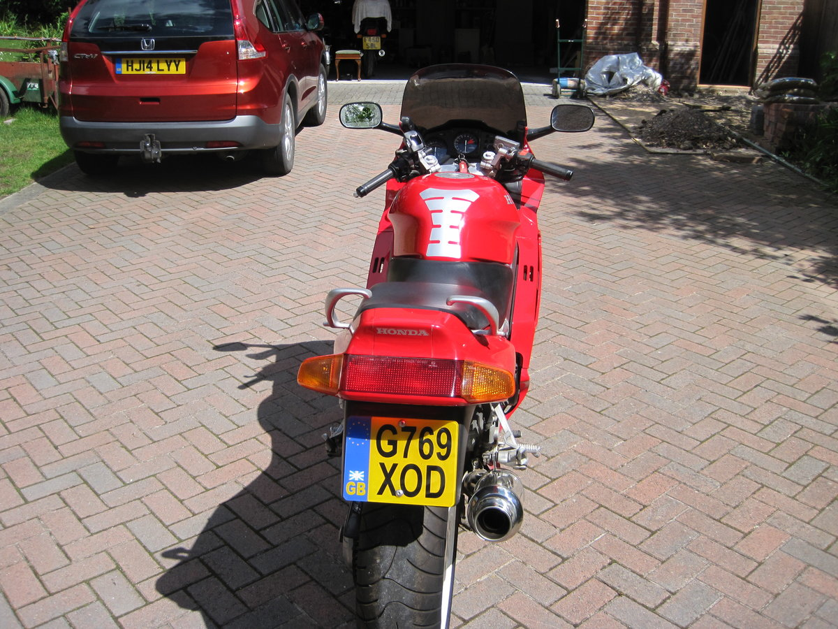 1990 Honda vfr 750f-l For Sale (picture 6 of 6)