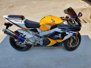 Picture of 2001 Immaculate honda fireblade