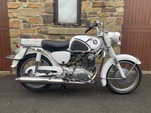 1963 Honda CYP77 Super Hawk