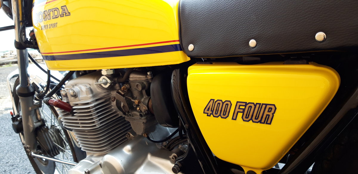 1978 Honda 400 Four For Sale (picture 5 of 6)