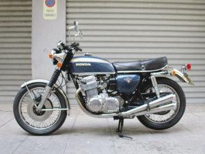 HONDA CB 750 FOUR (1974) RESTORED