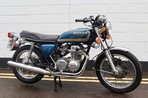 Honda CB 550F Super Sport 1976