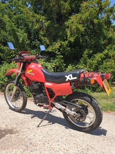 1985 Honda XL 600 RE for auction 16th - 17th July