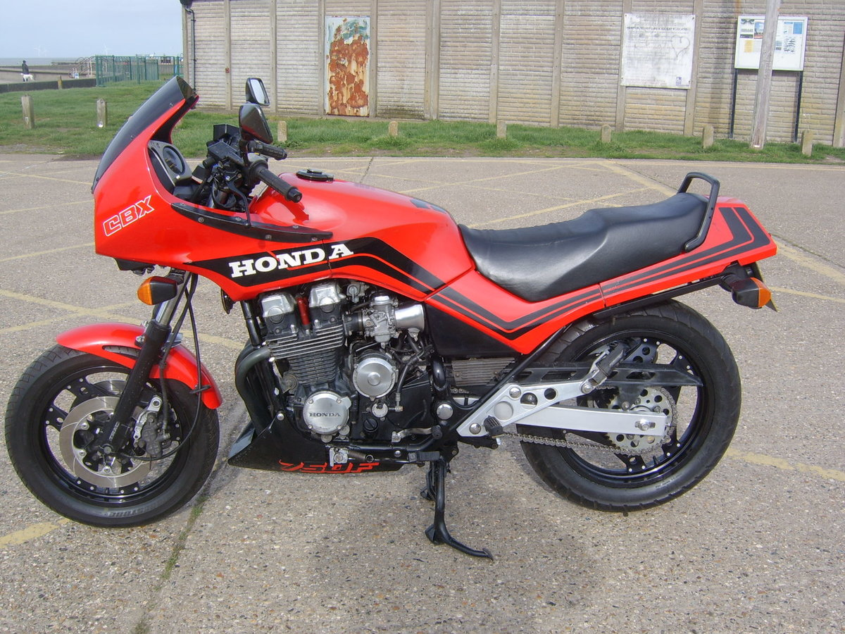 1985 Honda CBX 750 FE for auction 16th - 17th July For Sale by Auction (picture 1 of 4)