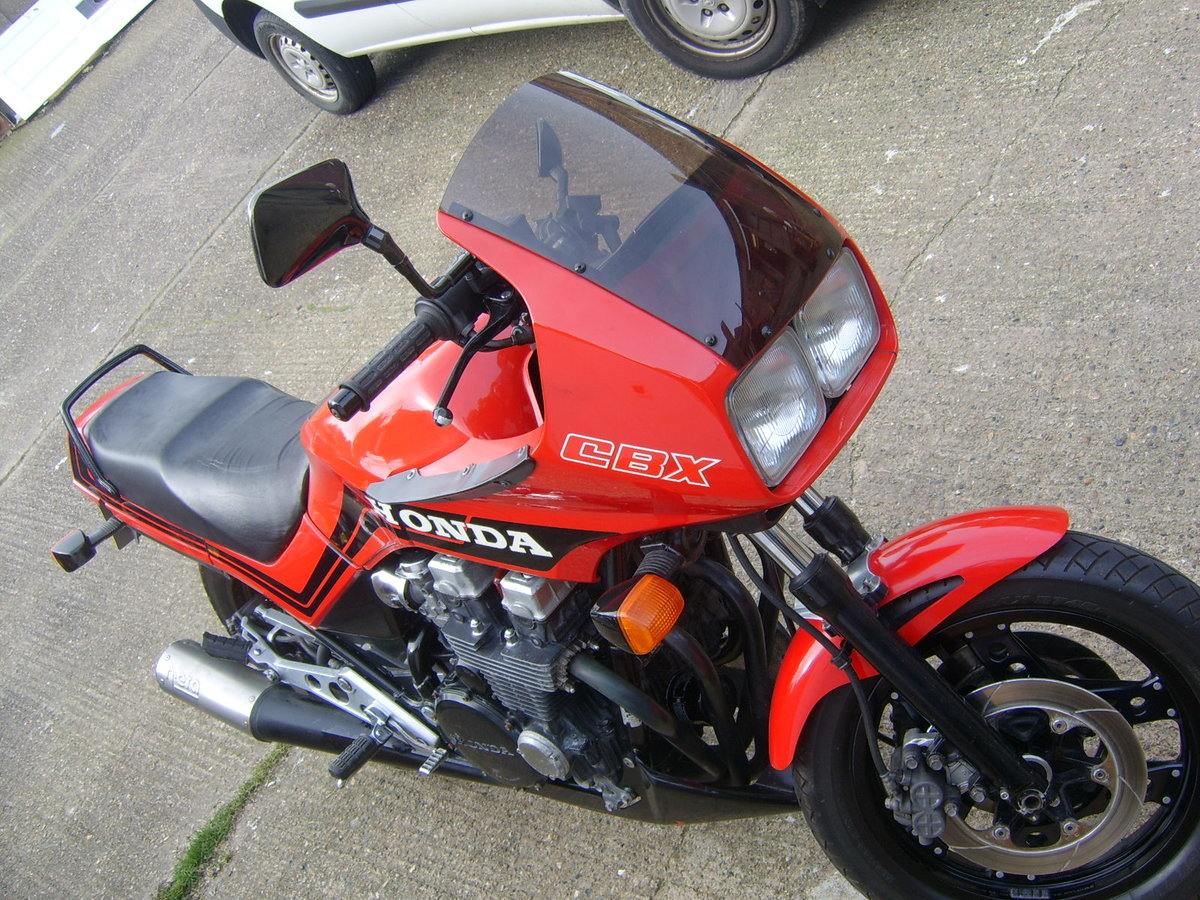 1985 Honda CBX 750 FE for auction 16th - 17th July For Sale by Auction (picture 4 of 4)