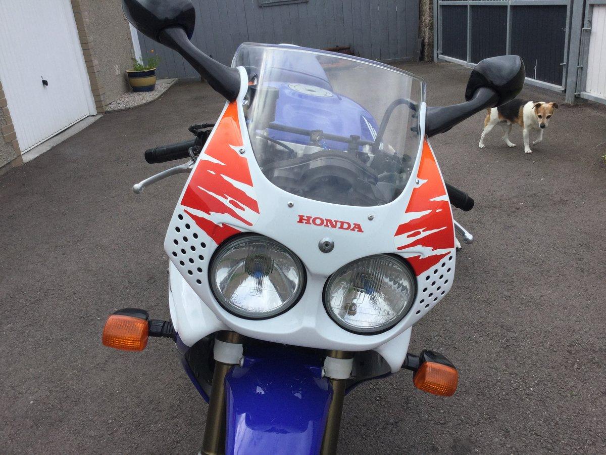 1992 Honda Fireblade For Sale (picture 5 of 6)