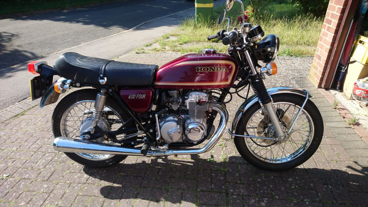 1978 Honda CB400/4 For Sale (picture 1 of 6)