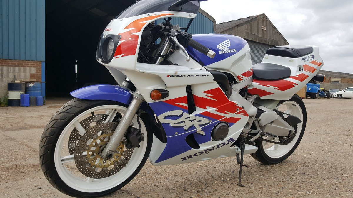 1992 Honda CBR400 NC29  For Sale (picture 2 of 6)