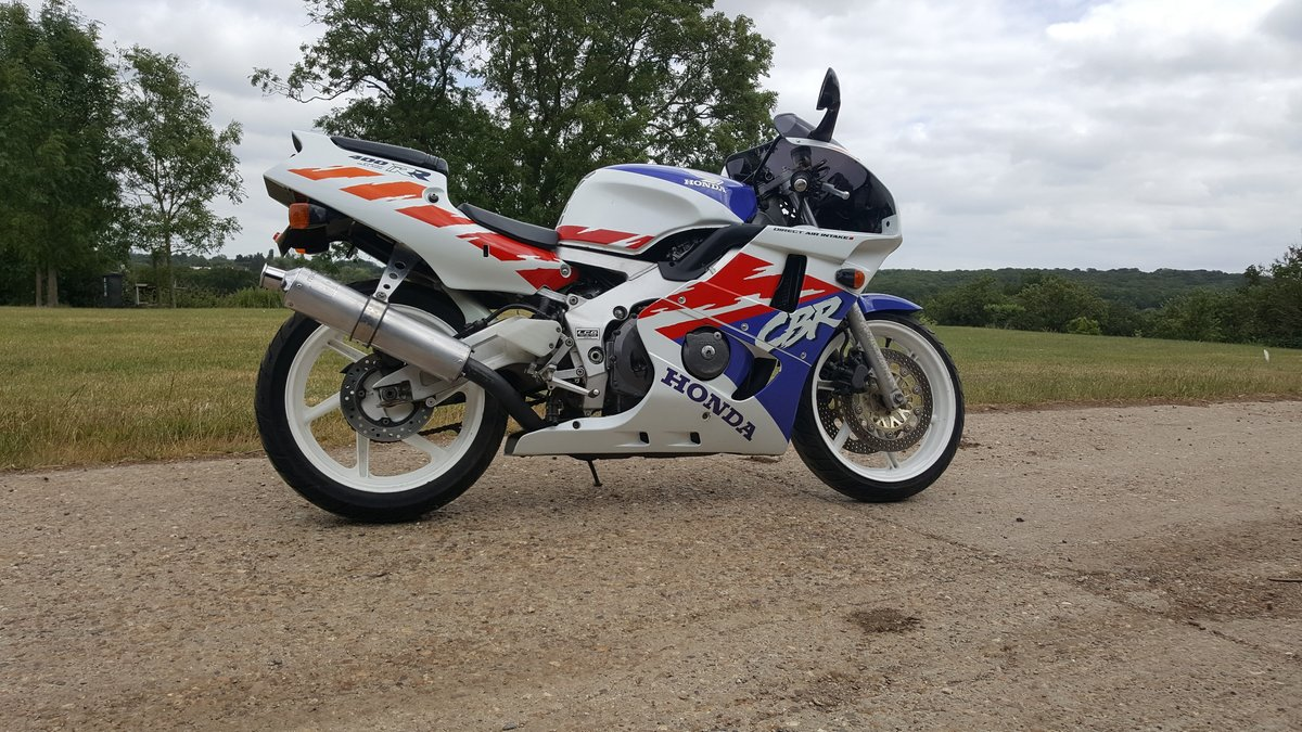 1992 Honda CBR400 NC29  For Sale (picture 3 of 6)
