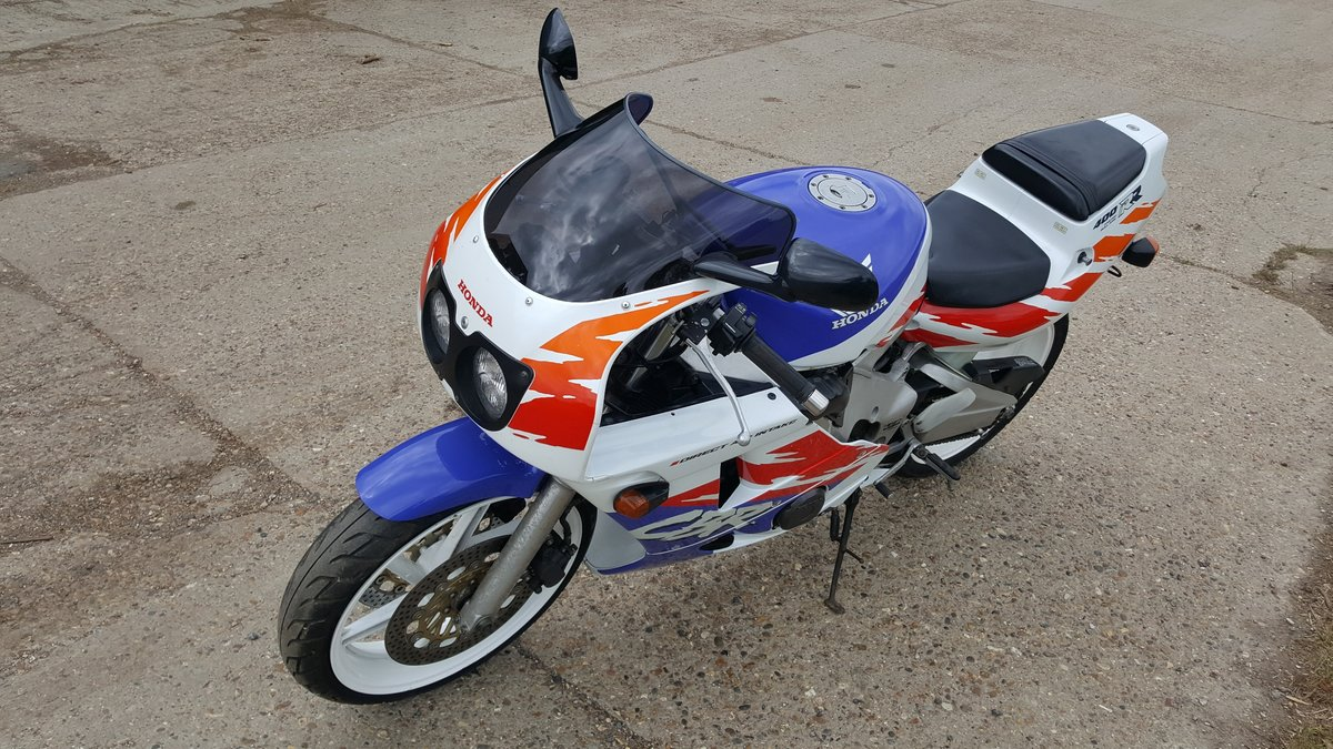 1992 Honda CBR400 NC29  For Sale (picture 4 of 6)
