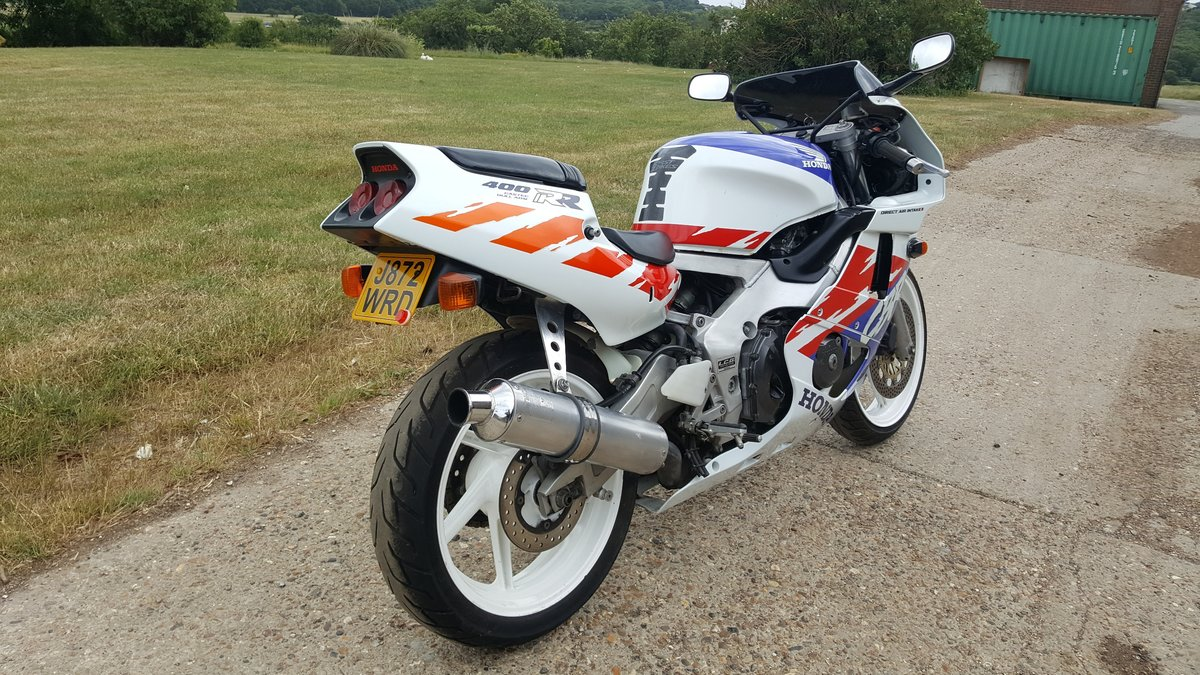 1992 Honda CBR400 NC29  For Sale (picture 5 of 6)