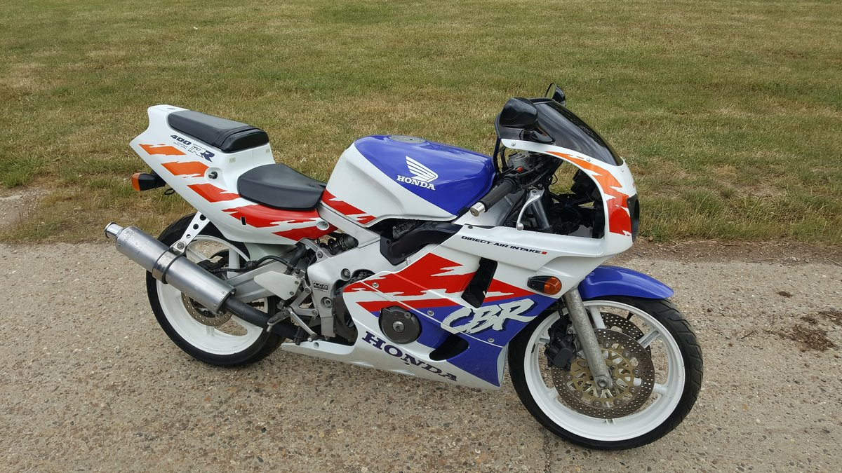 1992 Honda CBR400 NC29  For Sale (picture 6 of 6)