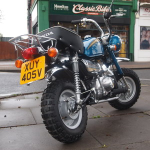 Honda Z50j 1980 With Only 2 miles From New 'WoW'