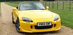 STUNNING  MUGEN  S2000  IN  YELLOW  RARE  COLOUR