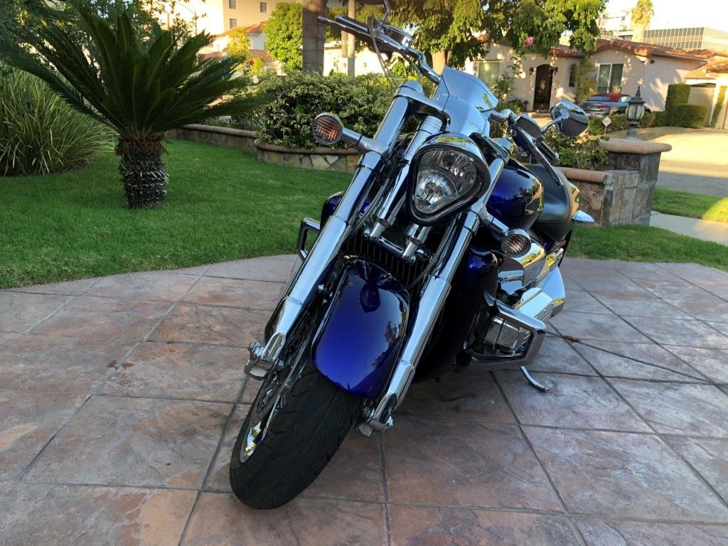 2004 HONDA Rune Valkyrie 4000 miles For Sale (picture 5 of 6)